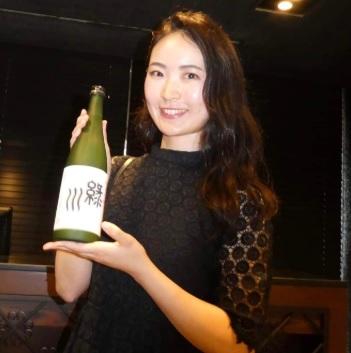 緑川 純米吟醸 (緑川酒造)